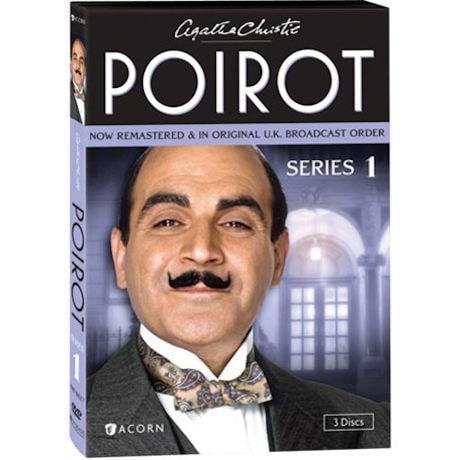 Agatha Christie's Poirot: Series 1