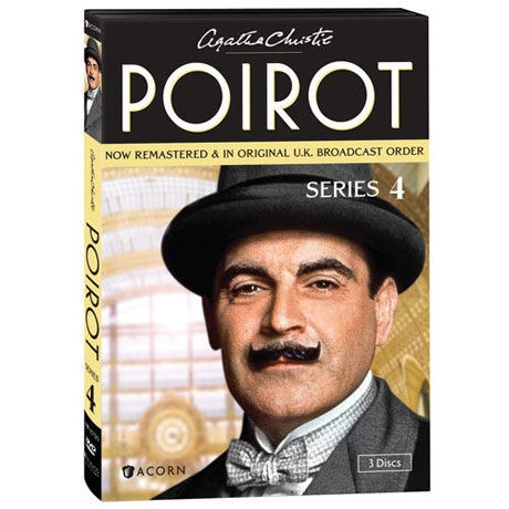 Agatha Christie's Poirot: Series 4