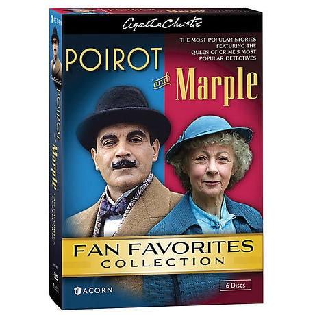 Agatha Christie's Poirot & Marple: Fan Favorites