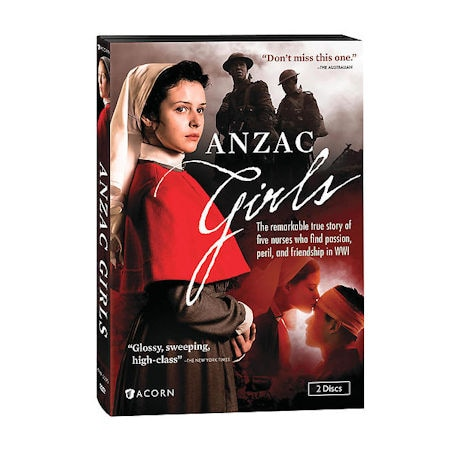 Anzac Girls DVD