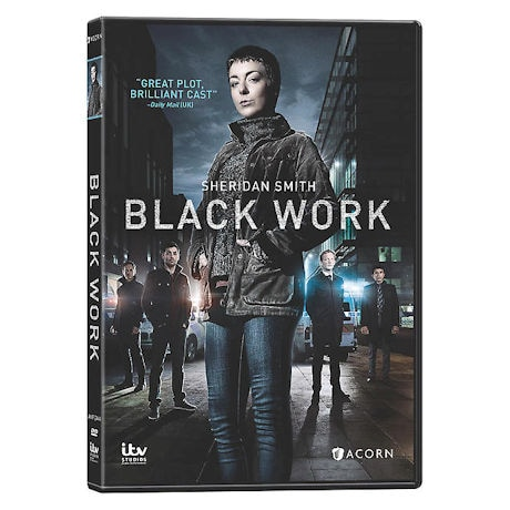 Black Work DVD