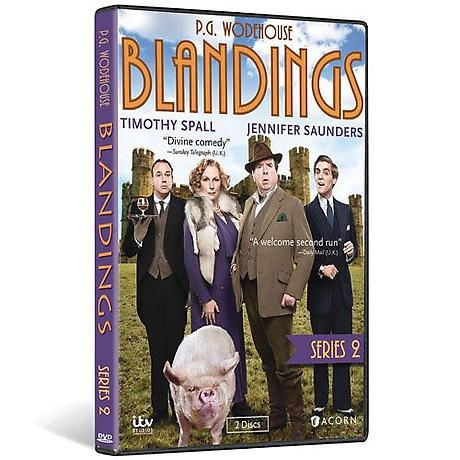 Blandings: Series 2 DVD
