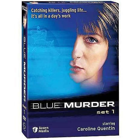 Blue Murder: Set 1 DVD