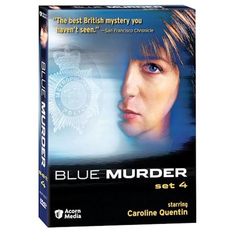 Blue Murder: Set 4 DVD