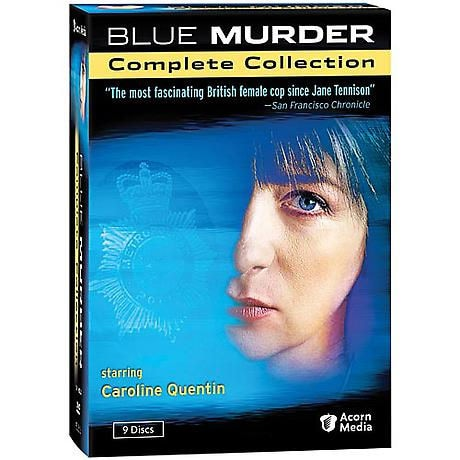Blue Murder: Complete Collection DVD