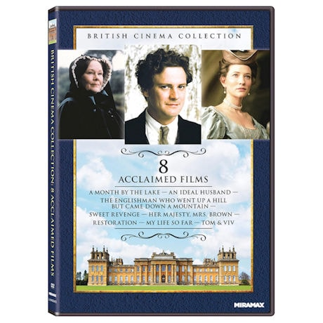 British Cinema Collection DVD
