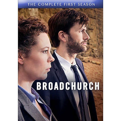 Broadchurch: The Complete First Season DVD