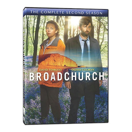 Broadchurch: The Complete Second Season DVD