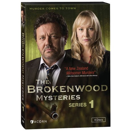 Brokenwood Mysteries: Series 1