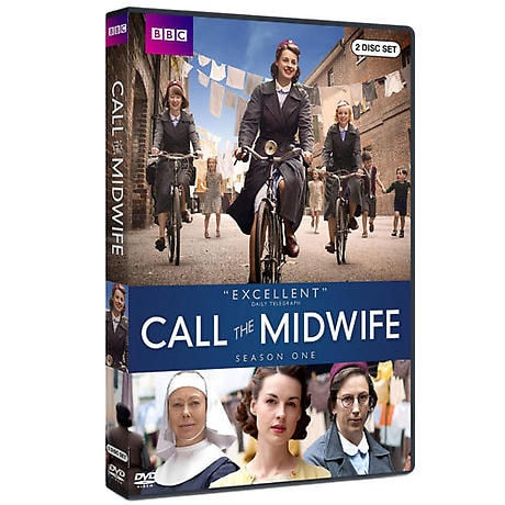 Call The Midwife: Season One DVD