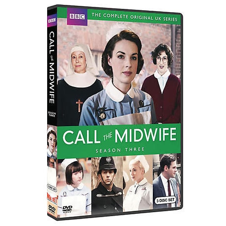 Call the Midwife: Season Three DVD