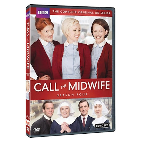 Call the Midwife: Season 4 DVD