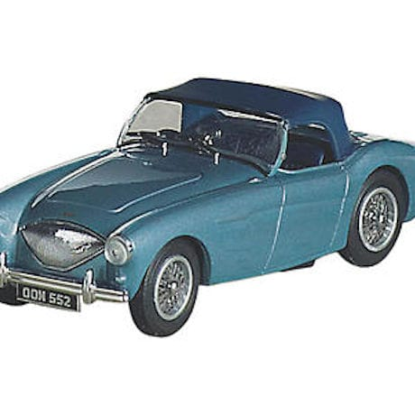 Austin-Healey 100 BN1 Sports Car