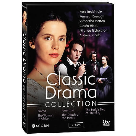 Classic Drama Collection DVD