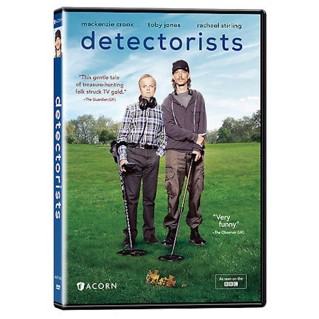 Detectorists: Series 1 DVD