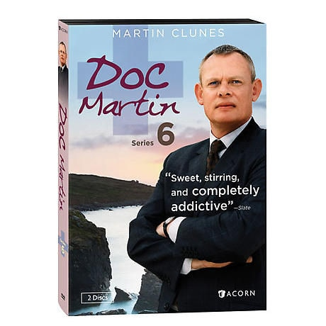 Doc Martin: Series 6 DVD