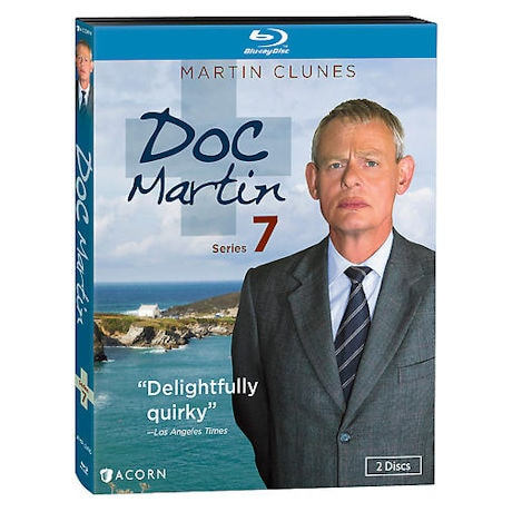 Doc Martin: Series 7 DVD & Blu-ray