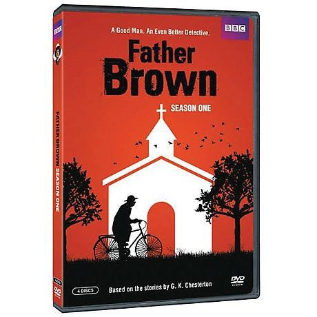 Father Brown: Season One DVD