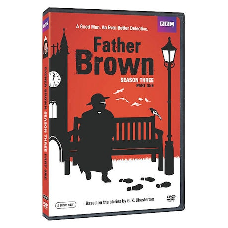 Father Brown: Season Three, Part One DVD