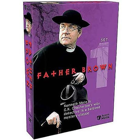 Father Brown: Set 1 DVD