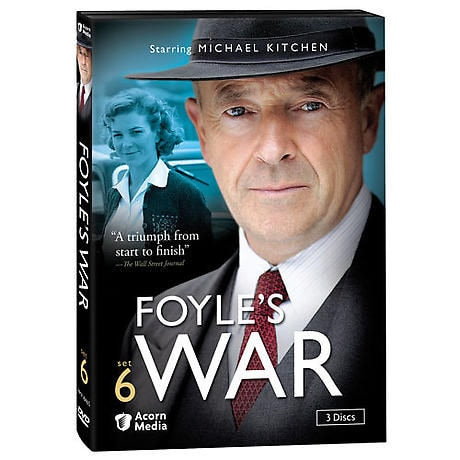 Foyle's War: Set 6