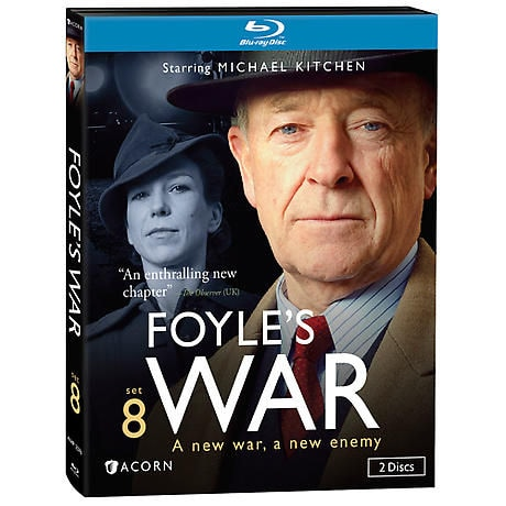 Foyle's War: Set 8 DVD & Blu-ray