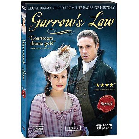 Garrow's Law: Series 2 DVD