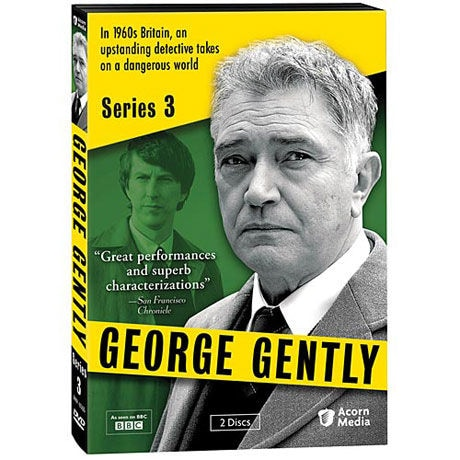 George Gently: Series 3 DVD & Blu-ray