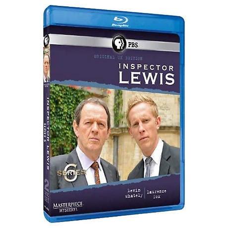 Inspector Lewis: Series 6  DVD & Blu-ray