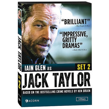 Jack Taylor: Set 2 DVD