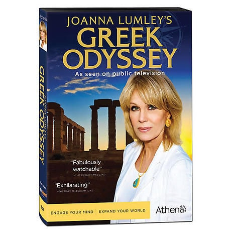 Joanna Lumley's Greek Odyssey DVD