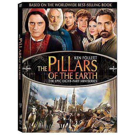 The Pillars of the Earth DVD & Blu-ray