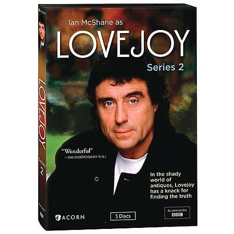 Lovejoy: Series 2 DVD