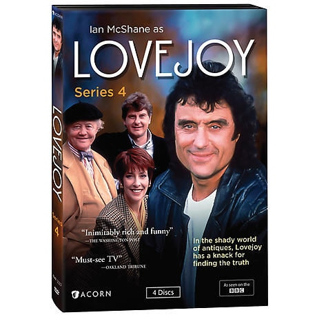 Lovejoy: Series 4 DVD