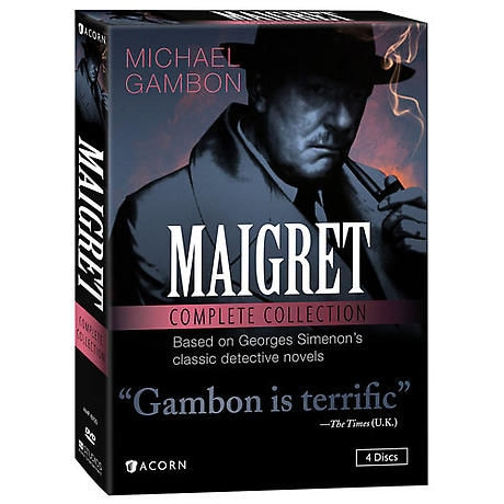 Maigret: Complete Collection DVD
