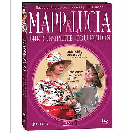 Mapp & Lucia: The Complete Collection DVD
