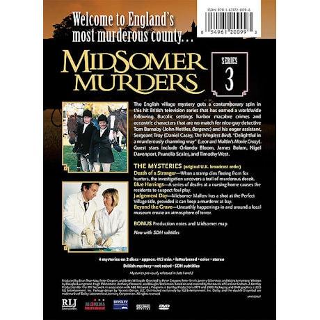 Midsomer Murders: Series 3
