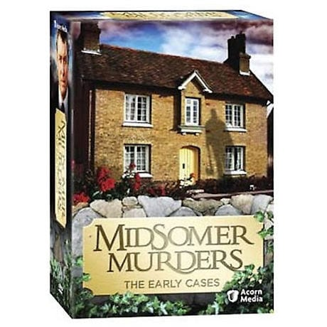 Midsomer Murders: The Early Cases Collection
