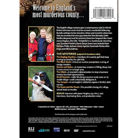 Midsomer Murders: Series 12 DVD