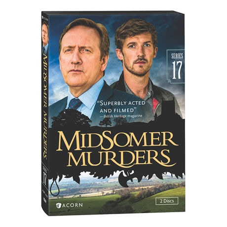 Midsomer Murders: Series 17 DVD & Blu-ray