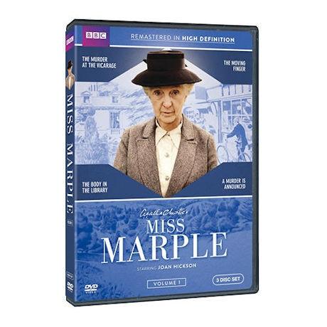 Miss Marple: Volume One   DVD & Blu-ray