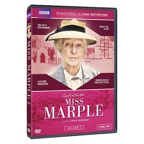 Miss Marple: Volume Two  DVD & Blu-ray