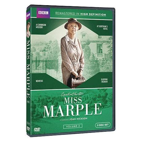 Miss Marple: Volume 3  DVD & Blu-ray