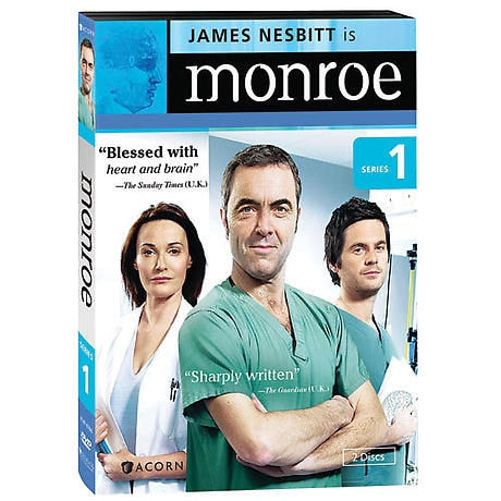 Monroe: Series 1 DVD