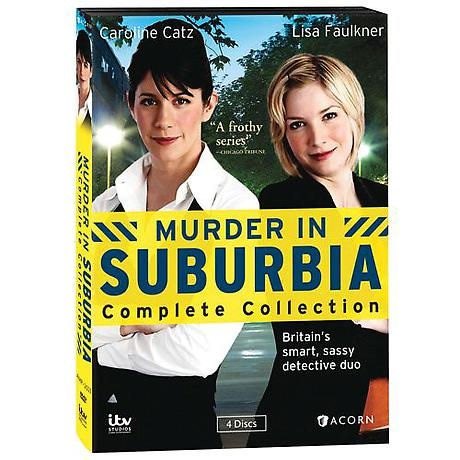 Murder in Suburbia: Complete Collection DVD
