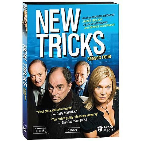 New Tricks: Season 4 DVD