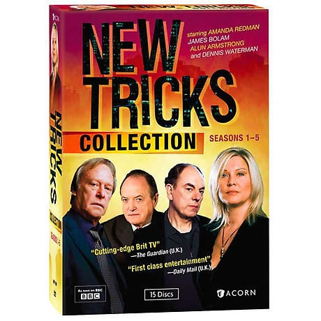New Tricks Collection: Seasons 1-5 DVD