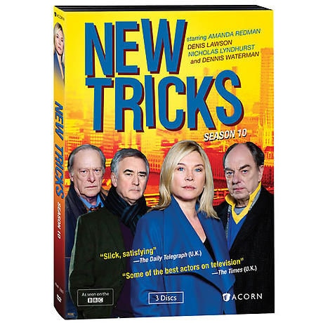 New Tricks: Season 10 DVD