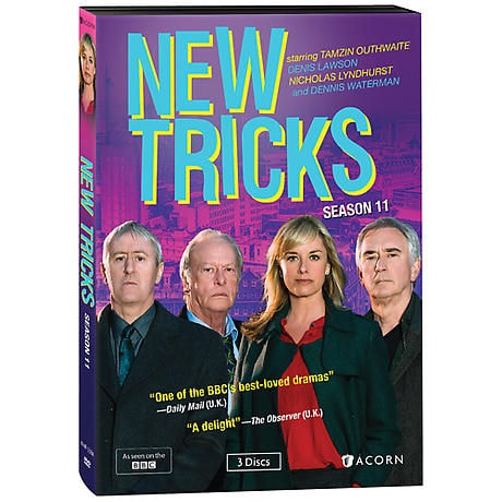 New Tricks: Season 11 DVD