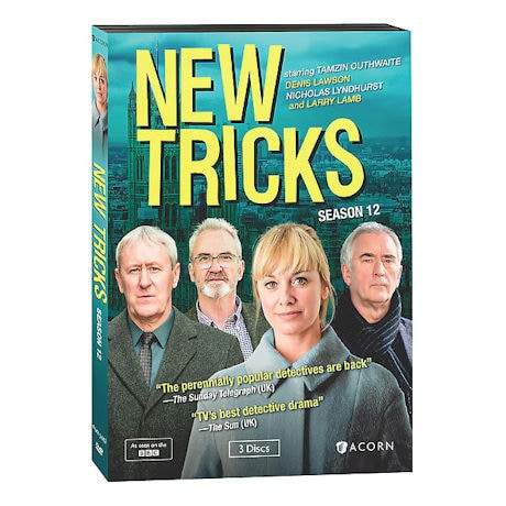 New Tricks: Season 12 DVD